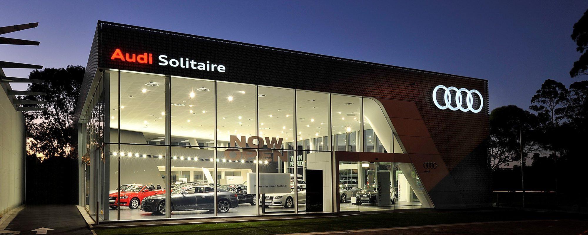 Audi Solitaire