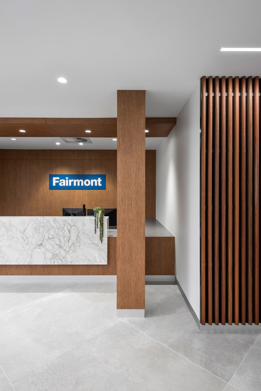 Fairmont Group Fit Out